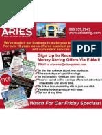 Aries Catalog Wicon