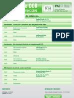 Jornada de Dor e Neurocirurgia Funcional