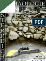 Osterreichs Archaologie 15-1, 2004 (Gafluna Tal)