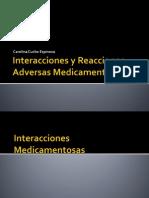 Interacciones y Reacciones Adversas Medic Amen to Sas (2)