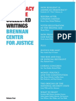 Brennan Center Annual Collected Writings 2010