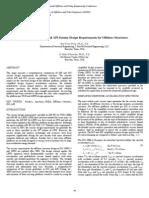 Comparison of ISO and API Seismic Design