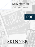 Discovery featuring Duke Ellington   Memorabilia | Skinner Auction 2546M