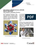 Glycoanalysis Lab 11MAR04