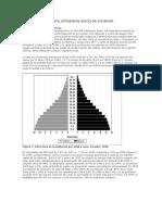 Perfil Epidemiologico de Ecuador