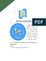 Pliometrie - regimul pliometric
