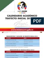 rio Academico TI 2010