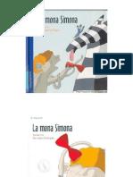 La Mona Simona - Libro Infantil