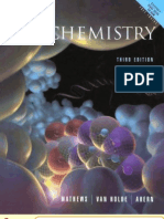Biochemistry 3ed - Mathews