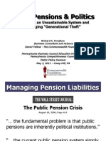 PA Pension Reform Presentation