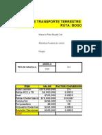 Taller CostosTransporte Camionero