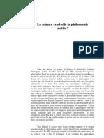 Philo Dissert