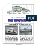 May 2011 NVYC Newsletter