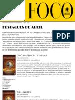 Newsletter de Abril 2011