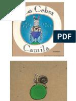 La Cebra Camila - Libro Infantil