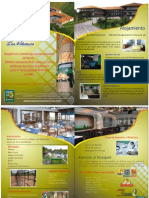 Brochure Familiar Hotel Heliconias