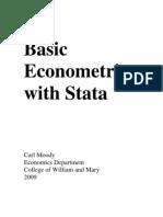 Stata Manual 2009