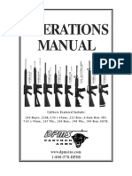 AR15 Owners Manual