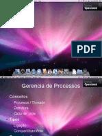 Gerencia de Procesos - Computação