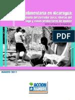Sexto Informe SAN Corredor Seco de Nicaragua