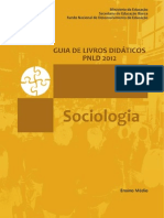 Guia Livro Didatico Pnld2012 Sociologia