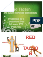 Red Tacton by Jyoti