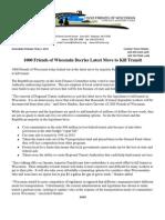 RTA Repeal Press Release
