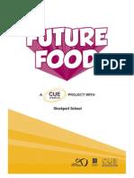 CUE Future Food Stockport School