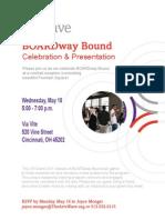 Boardway Bound Invite