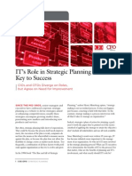 Oracle IT and Strategy