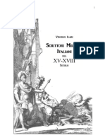 ILARI Virgilio. Scrittori Militari Italiani Part One A-C