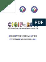 2011 CIGIF - Application Form (Bugs Tan)
