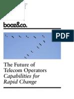 The Future of Telecom Operators