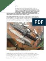 Review/Avaliação Faca Delta Guepardo