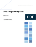 WEG Wps Software Programacao Weg 1.00 Manual Portugues Br