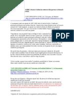 Sobre la Ley Orgànica 6 2002 i abusos i violències reiterats dels governs i tribunals espanyols. 4 de Maig de 2011.