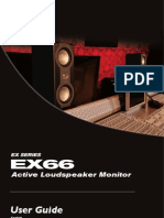 m Audio Ex66 Ug En01