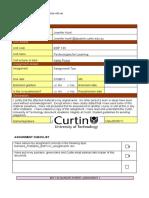 Hunt Jennifer EDP130 Assignment 2 Rubrics