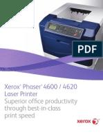Phaser 4600 & 4620 Broch