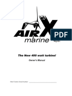 Manual AirXMarine