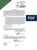 Marshall Isaacs Signature Affidavits & Assignments Leelanau County