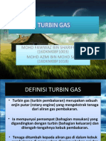 Turbin Gas Fwzazm
