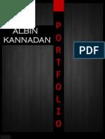 Albin Kannadan Portfolio