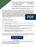 RSI 2011 Interactive Application