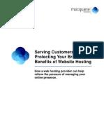 1 11482 the Benefits of Website Hosting
