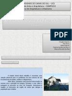 Analise Morfologica de Forqueta - Estudo e Intervenção Urbana