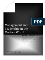 Leadership in Modern World