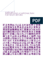 Health Reforms in Australia 2011