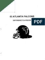 2003 ATL Falcons 3-4