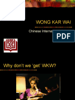 Wong Kar Wai Y11 S10910